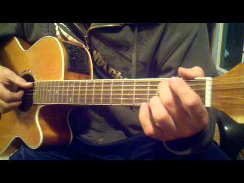 How to play Between the Bars - The Civil Wars version