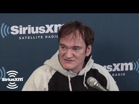 Quentin Tarantino on Terry Gilliam as Sundance Institute Mentor // SiriusXM // Stars