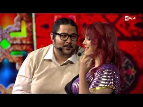 سكتش علي عبدالمنعم في دور الظابط الكوميدي HD | نجم الكوميديا