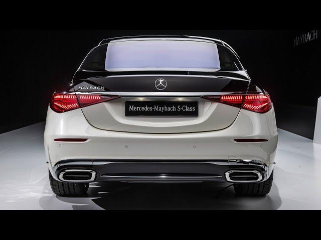 2022 Mercedes Maybach S580 - интерьер, экстерьер и драйв (лучший в мире роскошный седан)