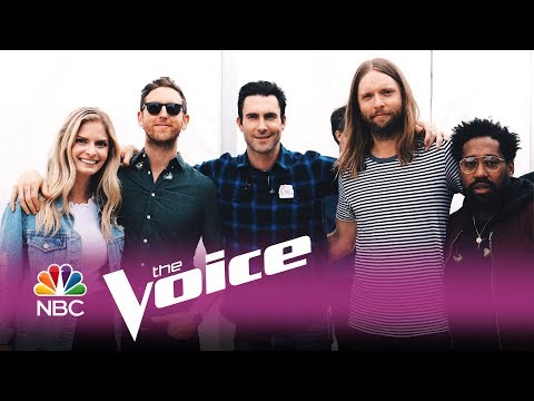 The Voice 2017  After The Voice: Lauren Duski and Brian Nhira Digital Exclusive