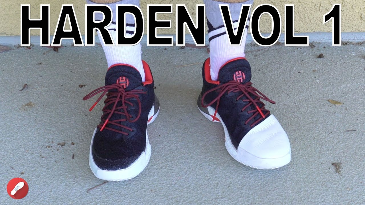 51de310ffd3 Adidas Harden Vol 1 Toe Cap Removed! Is It Better  The Sole Brothers