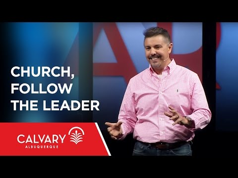 Church, Follow the Leader - 1 Corinthians 4:14-21 - Neil Ortiz