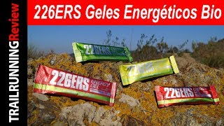 226ERS Geles Energéticos Bio Review