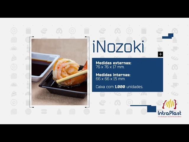 iNozoki | Embalagem IntraPlast