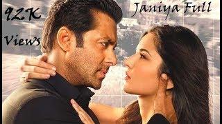 JANIYA - Full Song | Ek Tha Tiger | Salman Khan | Katrina Kaif HD