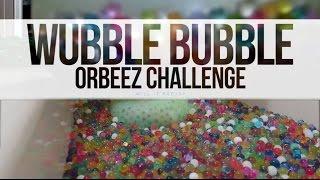 wubble bubble giant orbeez experiment challenge