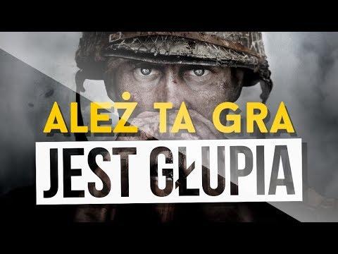 Call of Duty: WWII - ależ ta gra jest GŁUPIA (recenzja)