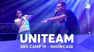 UNITEAM | SBX Camp Showcase 2019