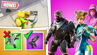 Fortnite Update: Map changes, new weapons, new skins and emotes in the game (Skin for challenges!)