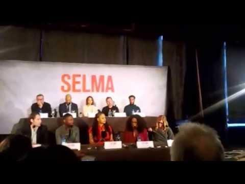 Oprah Winfrey talks role as Annie Lee Cooper in Selma