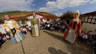 Gigantes de Villava - Atarrabiako erraldoiak