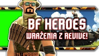 🔥 Battlefield Heroes Revive / Gameplay 1440p / Wrażenia