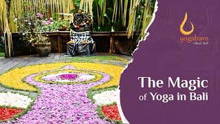 The Magic of Yoga In Bali