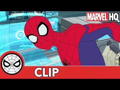 "SNEAK PEEK: Venomized Iron Man in Marvel's Spider-Man: Maximum Venom - ""Vengeance of Venom Pt. 1"""