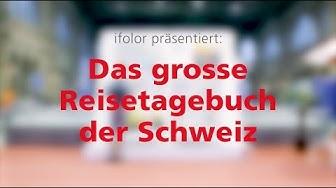 ifolor Moments | Das grosse Reisetagebuch der Schweiz | DE