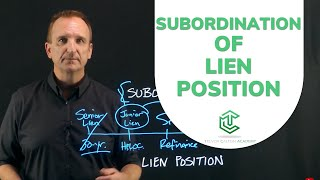 What is Subordination in Real Estate?