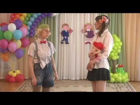 Сценарии — сценки смешные короткие для детей. —