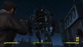 Ad Victorian Mission (Big Ass Robot) Fallout 4
