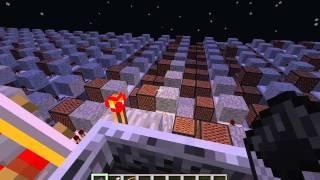 Minecraft: Legend of Zelda Theme Song with Noteblocks