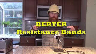 BERTER Resistance Bands Review