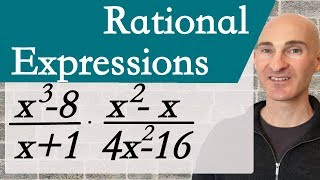 Rational Expressions Multiplying and Dividing