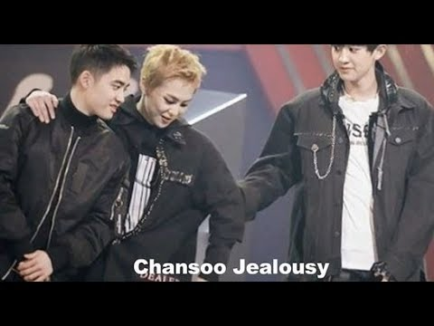 ChanSoo Jealousy Part 2