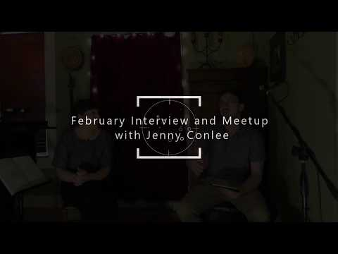 NAAC February Interview and Meetup with Jenny Conlee