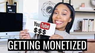 FULL Monetization Process & 6 Months of My YouTube Paychecks