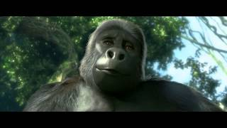 Тарзан. HD кино трейлер #3. 2013