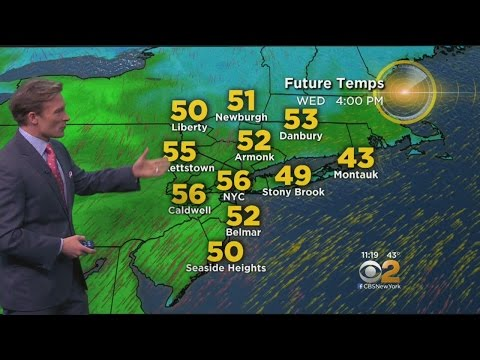 Even Warmer Weather On The Way For Wednesday