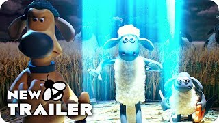 A SHAUN THE SHEEP MOVIE FARMAGEDDON Trailer (2019)