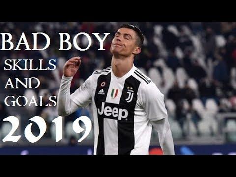 CRISTIANO RONALDO SKILLS 2019 | BAD BOY TUNGEVAAG & RAABAN