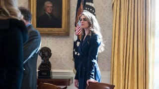 Hope Hicks to testify before House Intelligence Committee