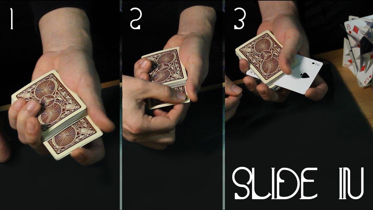 3 Card tricks using same principle - Easy card trick for ...