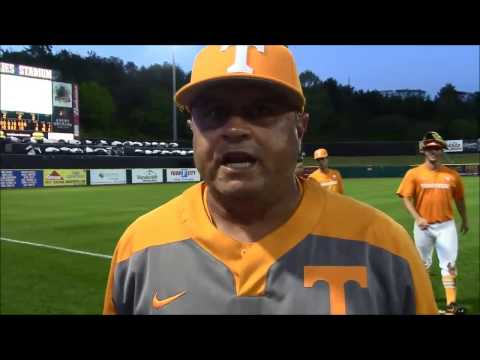Tennessee Baseball | Dave Serrano Postgame (4.26.17)