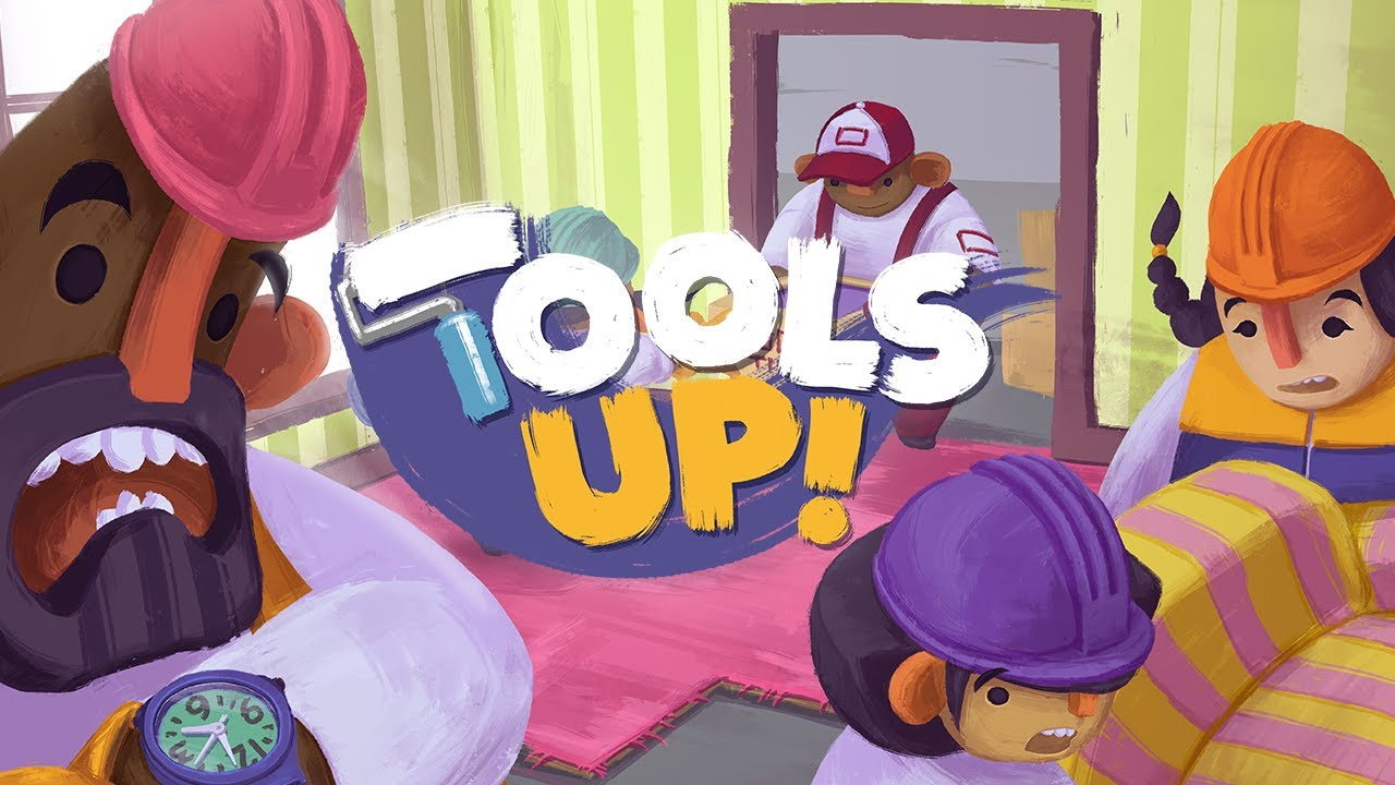 Tools Up! - Gamescom 2019 Trailer