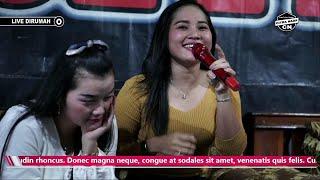 Download Lagu TERLALU BAHAGIA || (COVER) NUNG UL QISMA || CITRA NADA LIVE DIRUMAH AJA || Part.05 mp3