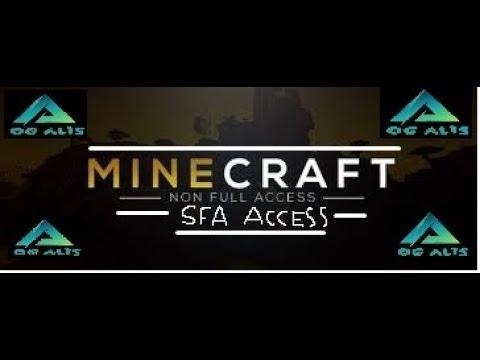 Free Minecraft Alts Working (2019)