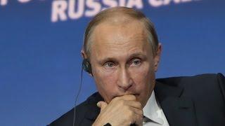 """ПУТИН: """"Россия этого НЕ ПЕРЕЖИВЕТ"""""""