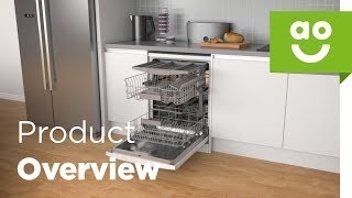 Bosch Dishwasher SMS46MW01G Product Overview | ao.com