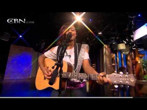 Jamie Grace Sings Hold Me