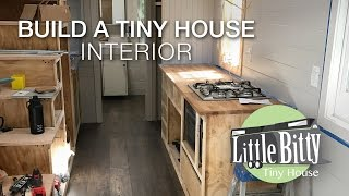 Build A Tiny House - Interior