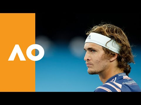 Dominic Thiem and Alexander Zverev enter Rod Laver Arena (SF) | Australian Open 2020