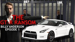 GTA 5 Roleplay - Stealing a Nissan GT-R for Ransom (Epic GTA RP)