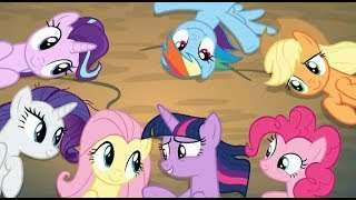 """My Little Pony Friendshipship Is Magic 