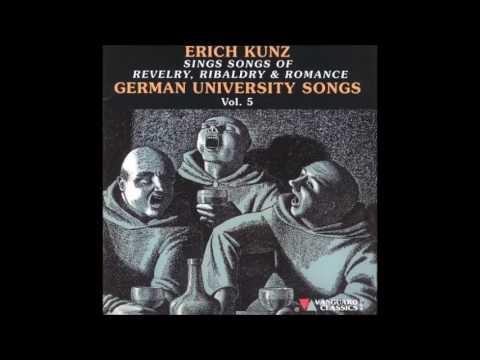Erich Kunz Sings GERMAN UNIVERSITY SONGS Vol. 5