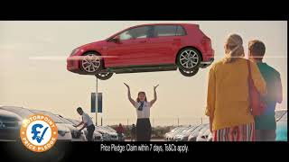Motorpoint puts the 'super' into 'car supermarket' TV advert