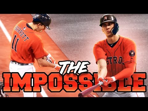 THEY SAID IT WAS IMPOSSIBLE BUT I DID IT! MLB The Show 18 Road To The Show