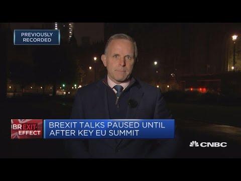 Northern Ireland backstop final hurdle in Brexit talks | Squawk Box Europe